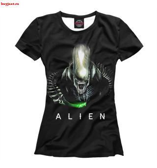 Футболка Alien (28)