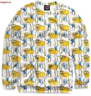 Свитшот Adventure Time (39)
