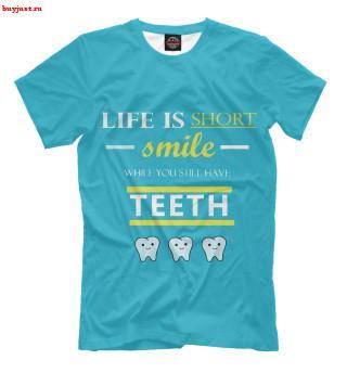Футболка Dental Wisdom (3)