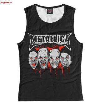 Майка Metallica Zombies