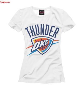 Футболка Oklahoma City Thunder (2)
