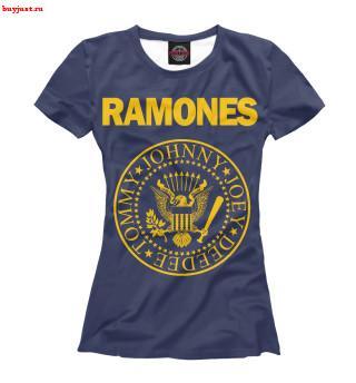 Футболка Ramones (10)