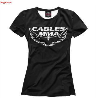 Футболка Eagles MMA