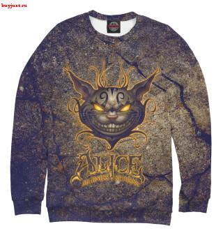 Свитшот Cheshire Cat