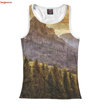 Майка борцовка Mountain (2)