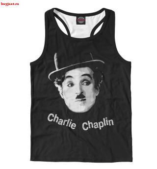 Майка борцовка Charlie Chaplin
