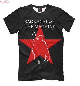 Футболка Rage Against the Machine (14)
