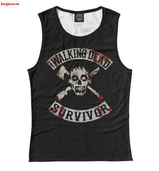 Майка The Walking Dead - Survivor