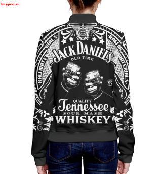 Бомбер Jack Daniels